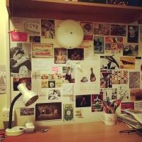 wall of stuff square