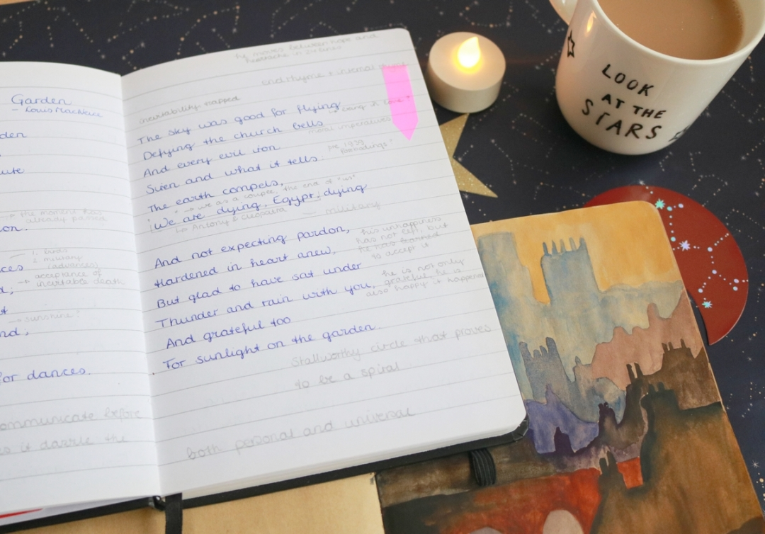 blog notebook
